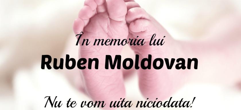 In memoria lui Ruben Moldovan